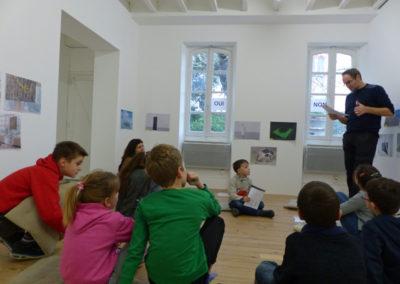Débat et réflexion à partir du roman jeunesse «Le garçon qui savait tout» de Loïc Le Borgne.