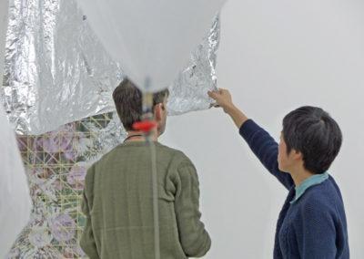 Préparation de Pierre Berthet et Rie Nakajima.