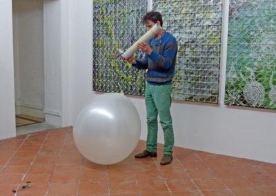 Pierre Berthet et Rie Nakajima, «Dead plants and living objects».