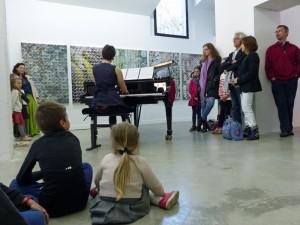 Journée en partenariat avec l'EIMSET (École Intercommunale de Musique du Sud-Est Toulousain)