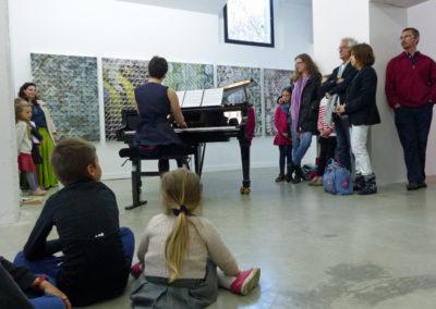 Journée en partenariat avecl'EIMSET (École Intercommunale deMusique duSud-Est Toulousain)