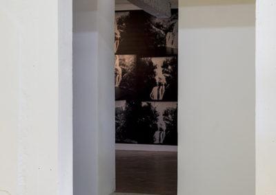Gaël Bonnefon, Caroline Pandelé et Pascal Navarro, «entre les gens».