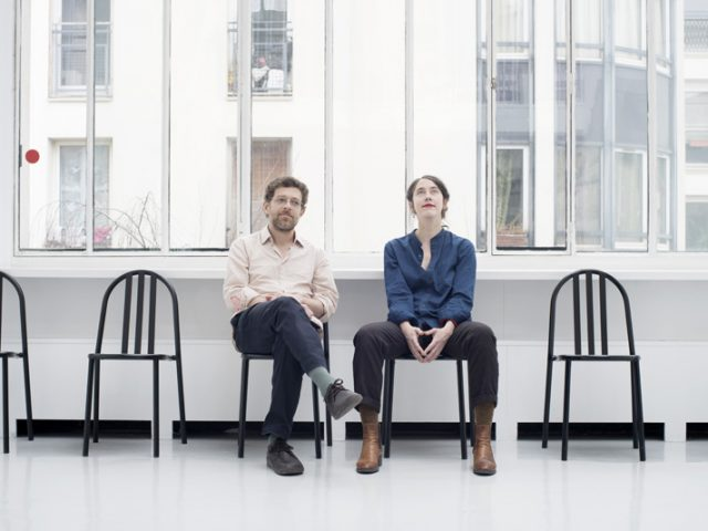 Eloïse Decazes et Eric Chenaux