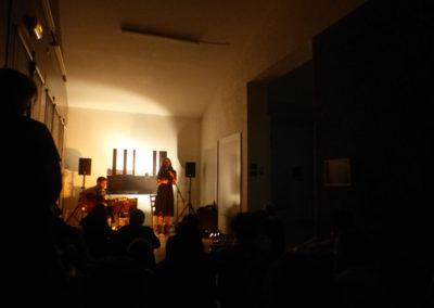 Concert Éloïse Decazes et Éric Chenaux à la Maison Salvan.