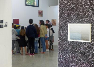 Visite-atelier du centre aéré La Caprice, Sicoval.