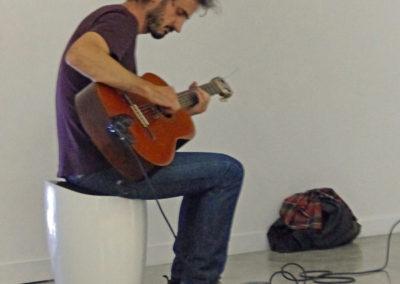 Concert de Stéphane Barascud.