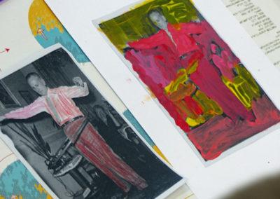 Atelier «première intervention» avec Pauline Zenk.