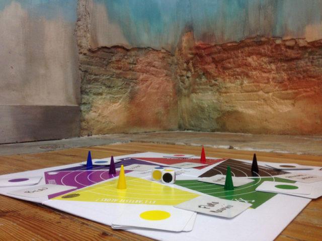 « une fois une œuvre », un jeu pour parler d'art contemporain
