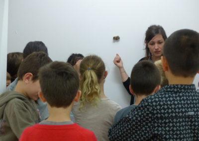 Visite croisée Maison Salvan-Médiathèque de Labège autour de «Destinée Cherche Propriétaire».
