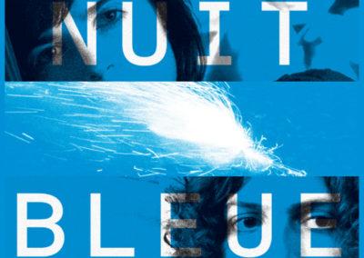 «Nuit bleue» d'Ange Leccia.