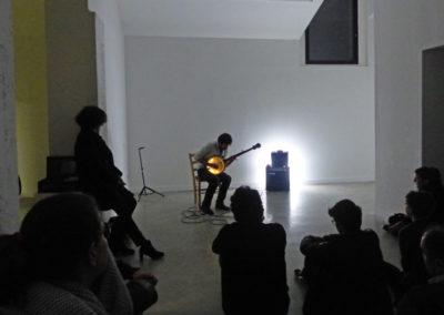 Concert de Colin Faivre.