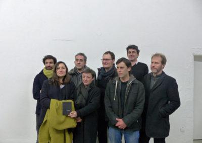 Soirée présentation de l'édition «entre les gens» et concert de Colin Faivre.