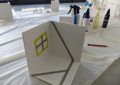 Un atelier haut en couleurs !