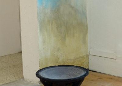 «Stone Tonus» d'aries mond à la Maison Salvan.