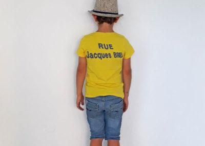 Stage d'été: le quartier JacquesBrel s'affiche à laMaisonSalvan