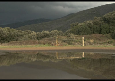 Image extraite du film «Nuit bleue» d'Ange Leccia.