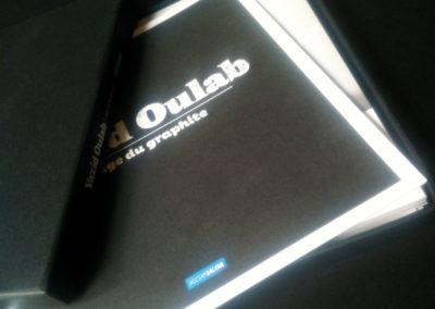 Yazid Oulab, «L'âge du graphite»