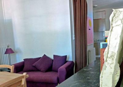 Appartement de résidence de la Maison Salvan.