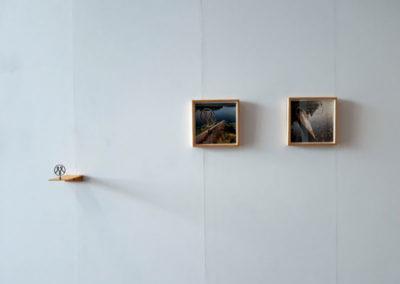 Vernissage de l'exposition de Patrick Beaulieu à l'Escal de Nailloux. Visuel : Maison Salvan.