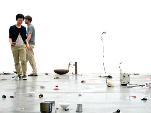 Pierre Berthet & Rie Nakajima, «Dead plants and living objects»