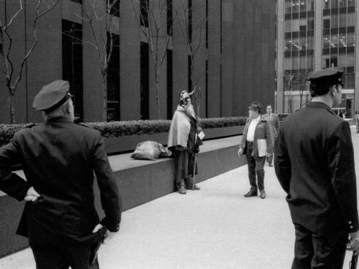 Thomas Bonvalet, Jean-BriceGodet et Stéphane Garin, « Moondog on thestreets »