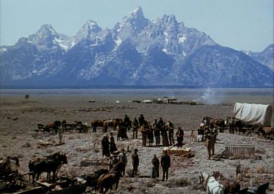 Image du film « L'Homme des vallées perdues » (1953).