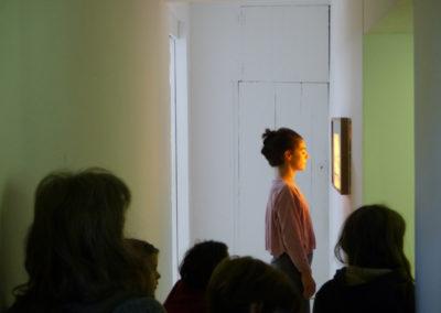Exploration dansée par Lise Romagny