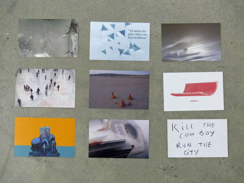 Rencontre avec les artistes de « Titres à venir »