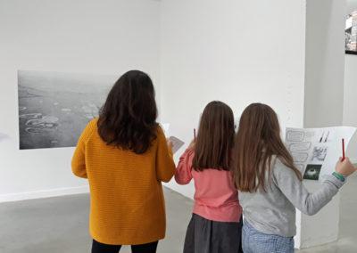 Des médiations de l'exposition «Archives sauvées des eaux»