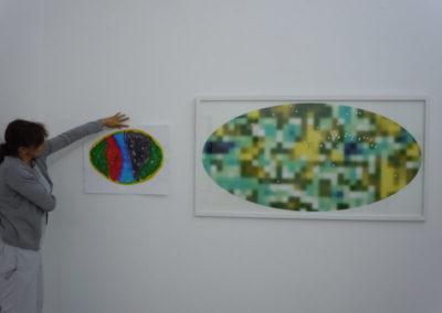 Des médiations de l'exposition « Propagande »