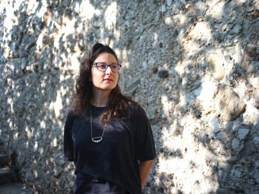 Résidence curatoriale, Gabrielle Camuset